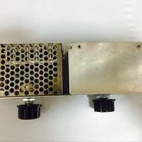 HJXY 4000 W 220 V Ajuste SCR Voltage Regulator Controle de Velocidade Do Motor Dimmer