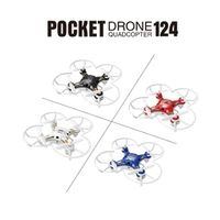 FQ777-124 Pocket Drone 4CH 6Axis Gyro Remote Control