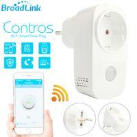 Original Broadlink Sp3 SP CC 16A+Timer EU US mini wifi socket plug outlet Smart remote wireless Controls for iphone ipad Android