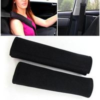 CAR-partment 1 Pair Car Seat Belt Pads Harness Safety Shoulder Strap Back Pack
