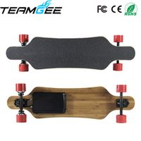 TG Portable 4 Wheel Electric Hoverboard Scooter Dual Hub Motor Patinete Electrico