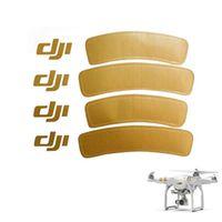 SUNNYLIFE Phantom 3 golden Stickers universal housing for DJI Phantom 1/2/3