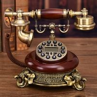 Antique fashion phone vintage telephone household fitted american telephone MZ-703