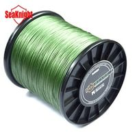 SeaKnight Super Strong 500m 8 Strand 8 Weaves PE Braided Fishing Line Wire