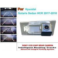 Boqueron For Hyundai Solaris Sedan HCR Car Intelligent Parking Tracks HD