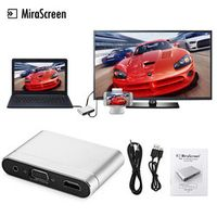 MiraScreen X6SE TV Stick 2 in 1 HD 1080P 60fps Video Converter HDMI for iOS Android