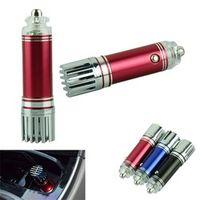 willtoo Real Mini Car Impulse Anion Oxygen Bar Ozone Ionizer Air Purifier Cleaner