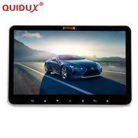 QUIDUX 10.2 inch Ultra-thin Back Hanging Car Headrest Monitor Entertainment system