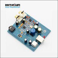 YJHiFi HIFI ES9018K2M SA9023 USB DAC Decoder board External Sound Card Support 24Bit