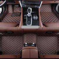 JIOYNG 3D Slush Floor Mats Foot Pad Mat For 17 18 Peugeot 5008 2018 7Seats 6colors