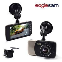 Eaglecam 4.0 Inch IPS Screen Car DVR Novatek T810 Oncam Camera Full HD 1080P Video