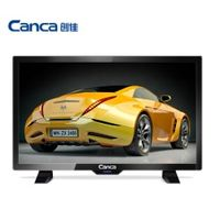 Canca 19inches Full HD HDMI/USB/AV/RF/VGA Multi-Interface Monitor Eyecare Elegant