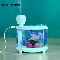 460ML USB with LED Night Light Air Ultrasonic Humidifier