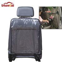 Urbanroad Car Seat Back Cover Child Toddler Anti Kick Mat Protection
