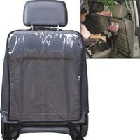 VODOOL Car Seat Back Cover Protector For Kids Baby Kick Mat From Mud Dirt Clean