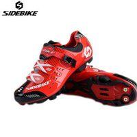 SIDEBIKE Scarpa Da Ginnastica Anti-slip Sapatilhas Ciclismo Road Racing Sneaker Sport