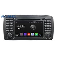 DIV Car CD Audio Radio DVD Android 5.1.1 GPS DVR BT WiFi For Mercedes-Benz R CLASS