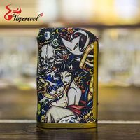 Electronic Cigarette 2017 Newest Original Asvape 200w Box Mod Devils Night mod VS Rx200s From Vaporcool
