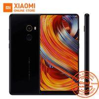 "Global Version Xiaomi Mi Mix 2 Mobile Phone 6GB 64GB Snapdragon 835 Octa Core 5.99"""