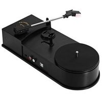 Zeepin 3.5mm USB 2.0 Mini Phonograph Record Audio Player Vinyl Turntable MP3/WAV/CD