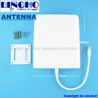 LINATCHO Outdoor Panel 9dBi 800-2500MHz Multi band GSM 3G WIFI DCS cell phone booster