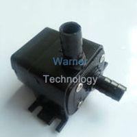 ZKSJ 10pcs/ Lot 12Vdc Micro Brushless Water Oil / Gasoline Pump Lift 3m Flow Low