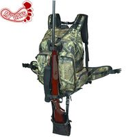 MY DAYS Camouflage Tactical Rifle Backpack Hunting Bag Airsoft Paintball Shotgun