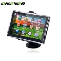 "Onever Portable 7"" GPS Navigation Car Player FM Radio 4GB Support MP3 MP4 Built-in"
