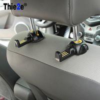 Thie2e Shopping Bag Holder Seat Hook Hanger For alfa romeo 159 147 156 giulietta