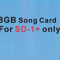 8GB Song Card Chinese MTV Karaoke For Karaoke Player Magic Sing Microphone SD-1