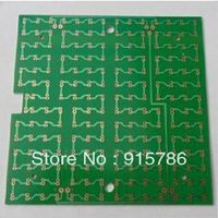 led pcb board / DIY x 16cm light circuit boards