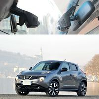 BigBigRoad For Nissan Juke sentra Tiida Livina Venucia T70 Wifi DVR Camera