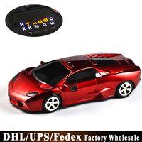 KONNWEI 10pcs/lot Model Car Radar Detector Russian / English Alarm Vehicle Speed