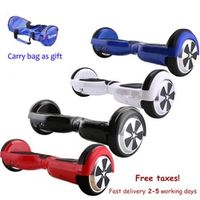 iScooter 4 Colors 6.5 Inch Hoverboard Two Wheels Self Balance Scooter Hover Board