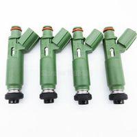 BINGWFPT Set 4 Fuel Injectors Nozzle for Toyota Corolla Celica Matrix 23250-22040