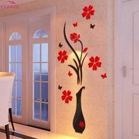 KXAAXS Happy Gifts Living Room Bedroom DIY Wall Stickers
