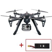 MJX Bugs 3 3D Roll Brushless RC Quadcopter RTF 2.4GHz for Gopro 3 Gopro 4 With Two Batteries