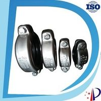 "DN 80 3"" 88.9 mm Stainless Steel  Pipe Clamp Casting Coupling"