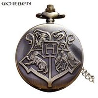 Gorben Retro Hogwarts Harry Potter Antique Quartz