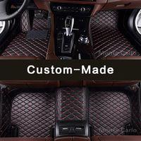 Monte Carlo Custom fit car floor mats for Mercedes Benz S class W220 V220 W221 V221