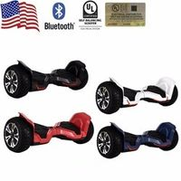 Small Charm USA STOCK UL2272 8.5 Inch Bluetooth Scooter All Terrain Style Smart