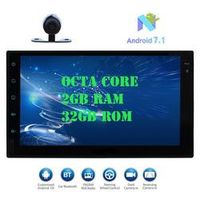 EinCar Android 7.1 Car Pad Tablet PC Radio Stereo Octa-core 2GB 32GB Autoradio 2Din