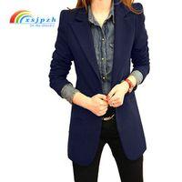 XSJPZH Europe Style Spring Autumn Plus Size Women Elegant
