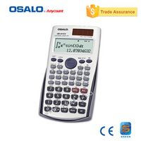 OS-991 Plus Scientific Calculator Dual Power Calculadora Cientifica with Languages Specification As Office & School Gift