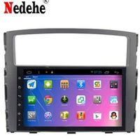 Nedehe Android 6.0 Quad Core 9 inch 1024*600 Car DVD Player GPS Navigation