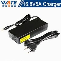WATE 16.8V5A 4S 14.8V Li-ion Battery Output DC 16.8V Lithium polymer battery Charger