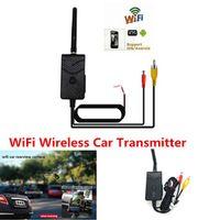 DUBY 903W FPV Wireless Car Video Rearview WIFI Transmitter Backup Camera Monitor