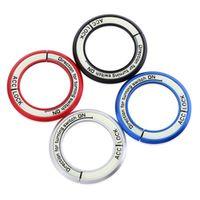 Thie2e 1Piece Luminous Ignition Key Ring Sticker For Kia Rio K2 Toyota Camry Corolla