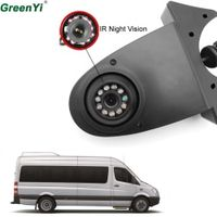 GreenYi CCD HD Car Back Rear View Parking Camera For Benz Mercedes GLK/GLC/GLE/GLA/ML