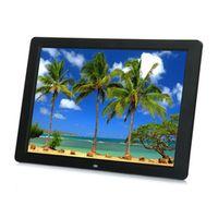 liedao 15 Inch LCD Screen LED Backlight HD 1280*800 Digital Photo Frame Electronic